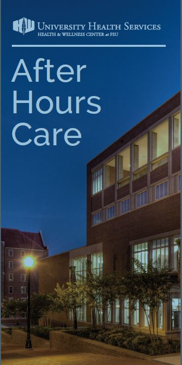 After Hours Brochure