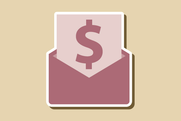 Photo of fees and payments icon